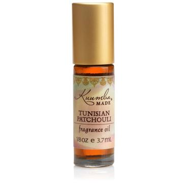 Picture of Kuumba Made Tunisian Patchouli Fragrance Oil Roll-On .125 Oz / 3.7 ml (1-Unit)