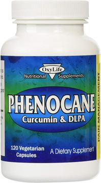 Picture of Oxylife Products Phenocane Capsules, 120 Count