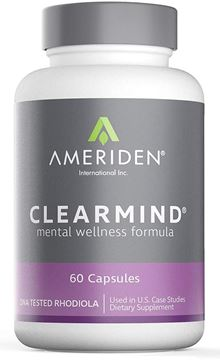Picture of Clear-Mind® Superior Mental Support Formula