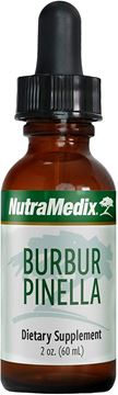 Picture of NutraMedix Burbur-Pinella Detox - Peruvian Herbal Blend, Cleansing Support (2 oz / 60 ml)