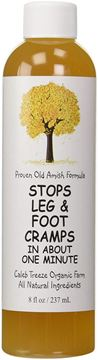 Picture of Caleb Treeze Organic Farm Stops Leg Foot Cramps, pack of 3