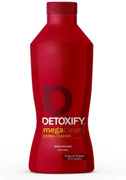 Picture of DETOXIFY Mega Clean, 32 Ounce