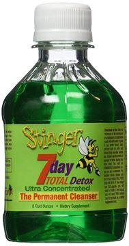 Picture of Stinger 7 Day Total Detox 8oz - 1 Week Supply