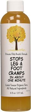 Picture of Caleb Treeze Organic Farms Stops Leg & Foot Cramps