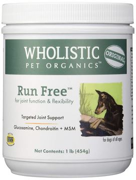 Picture of Wholistic Pet Organics Run Free Supplement