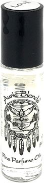 Picture of Auric Blends Love Roll-On Perfume Oil, 0.33 mL All-Natural Fragrance Blend