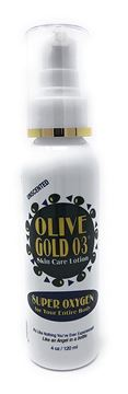 Picture of Olive Gold O3 Skin Care Lotion - Ozonated Olive Oil Super Oxygen (4oz)