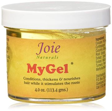 Picture of Joie Naturals MyGel Hair Styling Gel, 4 ounces