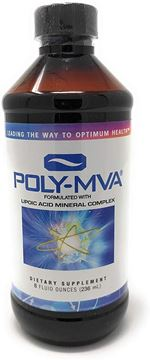 Picture of Poly-MVA Dietary Supplement 8 fl (230 ml) - 236 mls (One Unit)