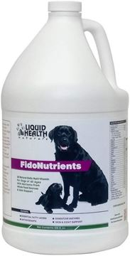 Picture of Liquid Health FidoNutrients 128 oz Liquid