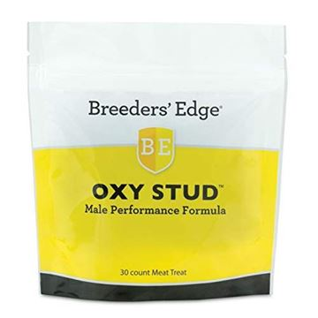 Picture of Breeders' Edge Oxy Stud- Male Performance Supplement- 30ct Meat Treats