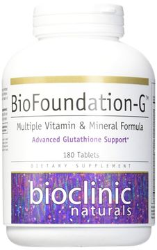 Picture of Bioclinic Biofoundation Tablets, 180 Count