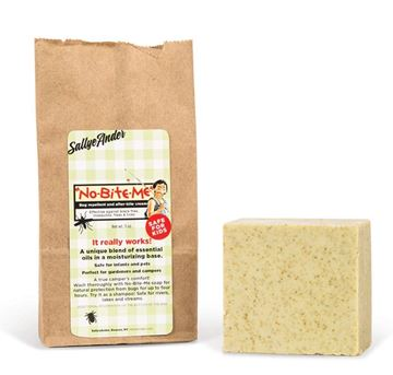 Picture of SallyeAnder No Bite Me Soap With Bag Quantity Single Bar