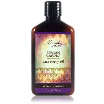 Picture of Kuumba Made Persian Garden Bath & Body Oil | Certified Organic | 6-Ounces (1-Unit)