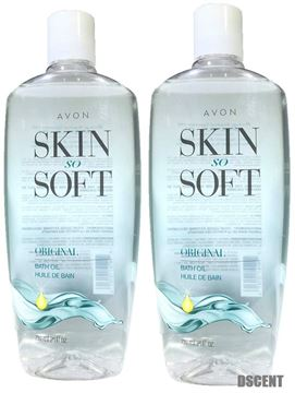 Picture of Avon Skin So Soft Original, 25 oz (Pack of 2)