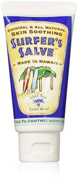 Picture of Island Soap & Candle Works Surfer's Salve, Tube