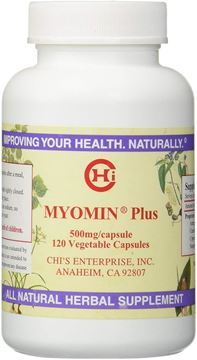 Picture of Chi's Enterprise Myomin Plus Capsules, 500mg, 120 Capsules