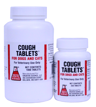 Picture of Creative Science Cough Tablets, 250 Tablets